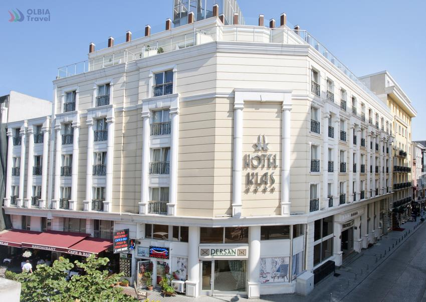 Klas hotel istanbul for Cheap hotel in laleli istanbul