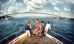 BOSPHORUS AND BLACK SEA HALF DAY CRUISE