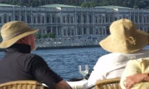 half day afternoon bosphorus and black sea cruise with lunch on boar the boat and swimming option1